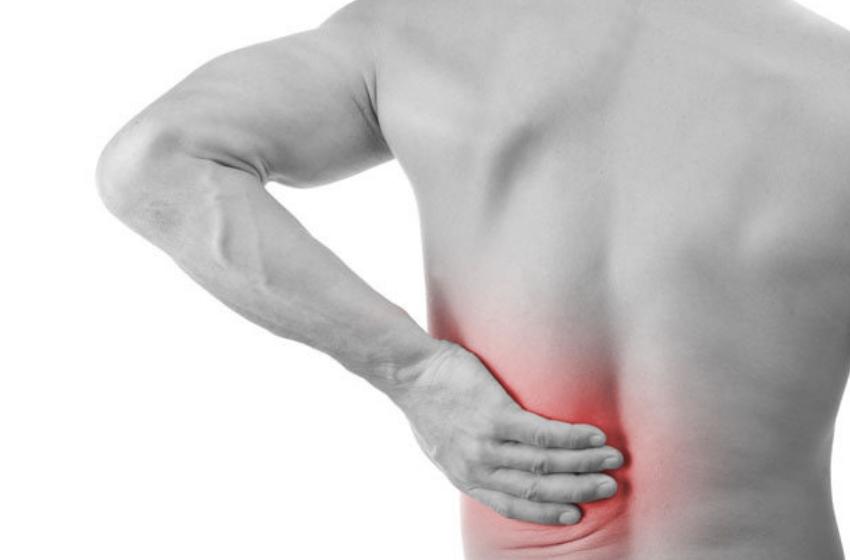 Lombalgia - dolore alla schiena